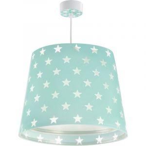 Groene Sterren hanglamp