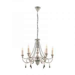 Age hanglamp - Taupe-Antique