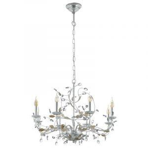 Akke hanglamp - Zilver