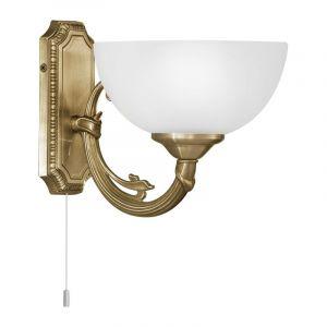 Bilboa klassieke wandlamp met trekkoord
