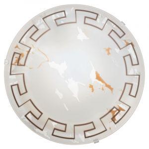 Cadiz plafondlamp antiek motief klein