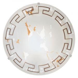 Cadiz plafondlamp antiek motief groot