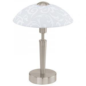 Miam tafellamp Met klassieke figuren op het glas