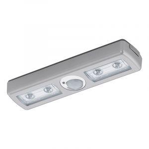Alev wandlamp - Zilver