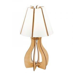 Ambra tafellamp - Marmer