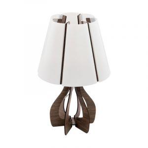 Asude tafellamp - Donkerbruin
