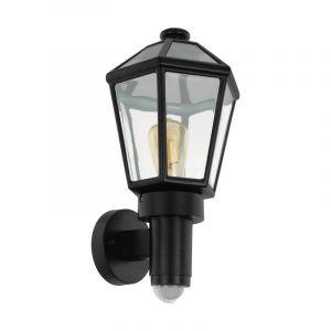 Moderne buiten wandlamp Mayson Zwart