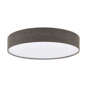 Kunststof plafondlamp Pieter wit