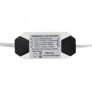 Dimbare LED driver, 18 Watt