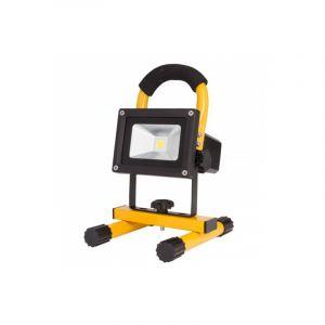 LED accu bouwlamp BUNQ met oplaadbare accu, 10w