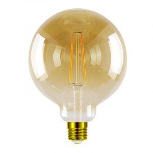 Dimbare Tekalux Sona E27 LED bollamp, 1800k, G125