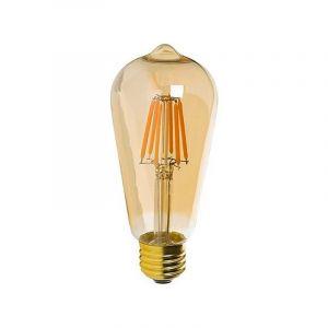 Tekalux Sona E27 LED Edison lamp, 5W, 1800k