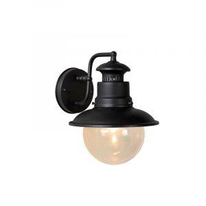 Moderne buitenlamp Figo - lantaarn zwart
