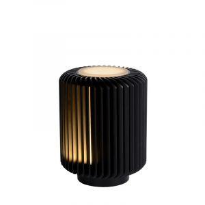 Moderne tafellamp Turbin, Zwart