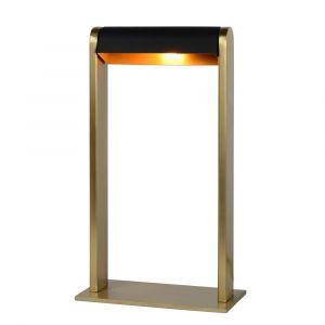 Gouden Tafellamp Loras, staal