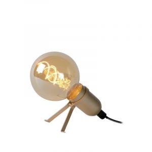 Moderne tafellamp Pukki, Goud