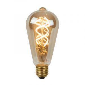 3 stap dimbare E27 LED lamp, 6,4 cm, 5w, 2200k