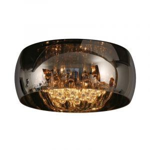 Plafonniere Pearl, Modern, Glas