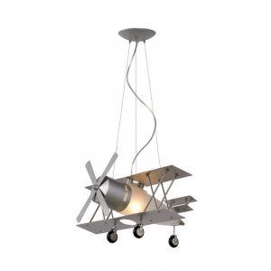 Fokker hanglamp babykamer - Vliegtuig