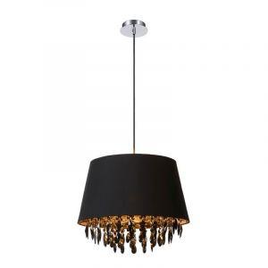 Moderne hanglamp Dolti, Zwart