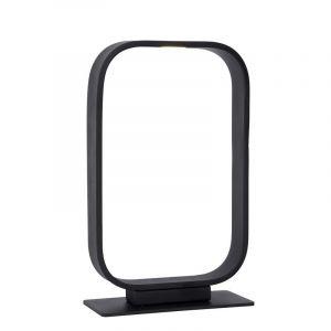 Moderne tafellamp Mika, Zwart