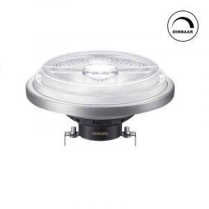 Dimbare G53 LED lamp Philips, AR111, 11 w warm wit