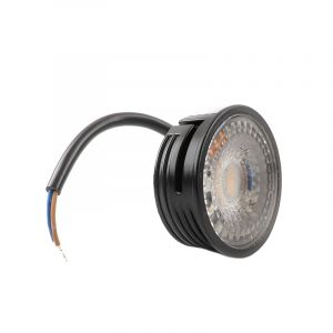Zwarte Tekalux Core LED module 5w dimbaar