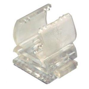 Bevestigingsbeugel  voor LED lichtslang (per 10)