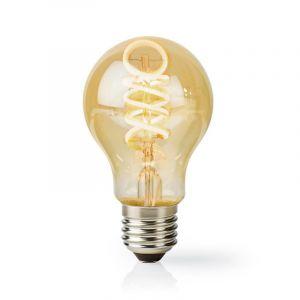 Wifi smart Led gedraaide E27 Filament, 5,5 wat, warm tot koud wit licht
