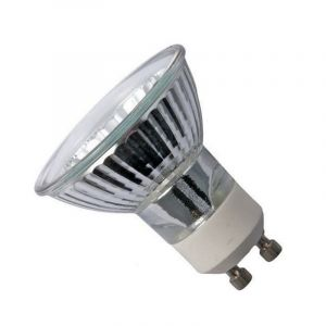 GU10 halogeen lamp, 35 Watt, 3000K (Warm wit)
