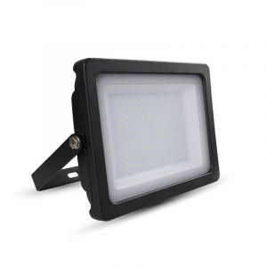 LED schijnwerper DUNCO, zwart, 6000K 100w