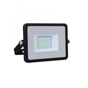 LED schijnwerper DUNCO, zwart - 3000K 20w