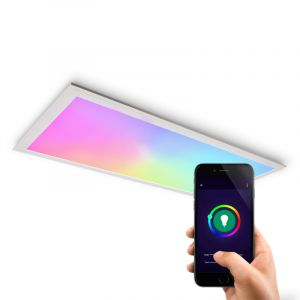 Tekalux Smart Wifi 60x120 LED paneel, APP bedienbaar, Alle kleuren en wit