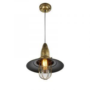 Sonja hanglamp, brocant, landelijk