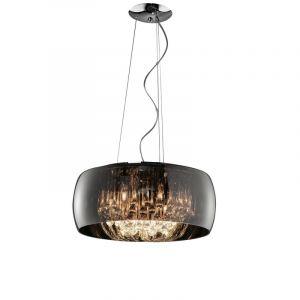 Moderne hanglamp Capucine, Chroom
