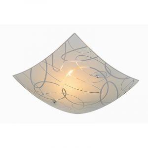 Moderne plafondlamp Antoine, Wit
