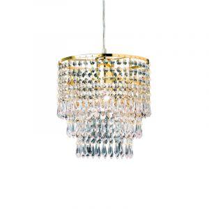 Taylor hanglamp, klassiek design met acryl