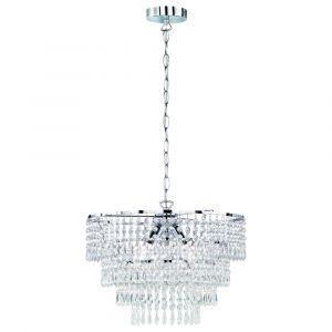 Allison hanglamp, modern design met acryl