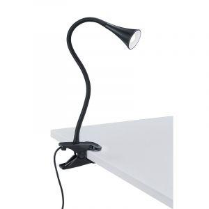 Klemlamp Yelaisa - Zwart, Zwart