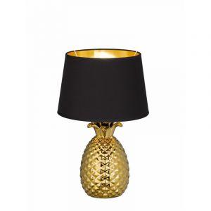 Gouden tafellamp Monsted, Keramiek
