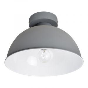 Vintage grijze plafondlamp Adam