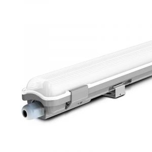 60 cm waterbestendige LED balk Lobke, 20w 6400K (koud wit).