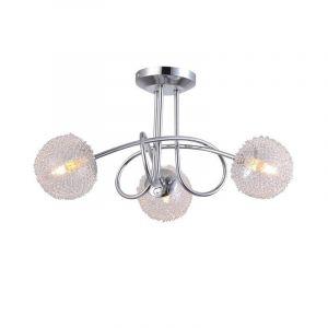 Wokingham plafondlamp, klassieke bollen