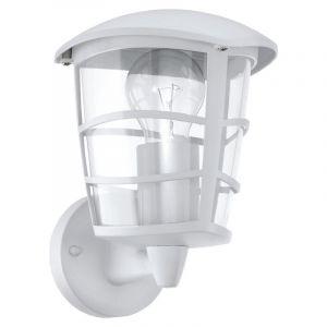 Inas buitenlamp gegoten aluminium wit