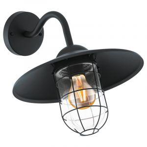 Aleyna buitenlamp - Zwart