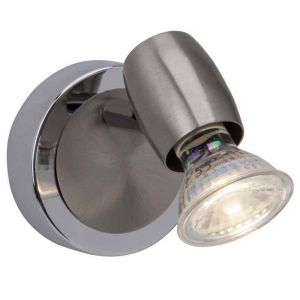 Mat chroom, Chroom wandlamp Cherelle