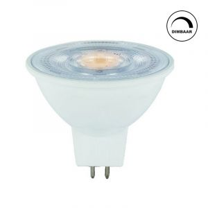 Dimbare Tekalux Jairo GU5.3 LED lamp 4,6w warm wit