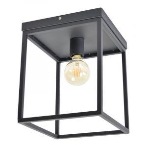 Frame plafondlamp Redox, Zwart