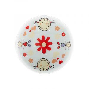 Baby- / kinderkamer wandlamp Elos meisjeskamer