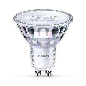 Philips LED Spot GU10 230V WarmGlow, Dimbaar, 5w